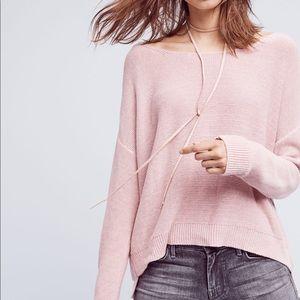 A n t h r o p o l o g i e • Moth Fairview sweater